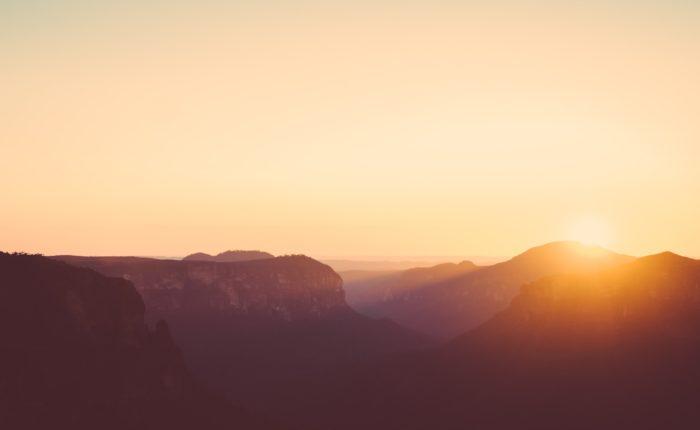 Sunrise   Our Whispering Heart